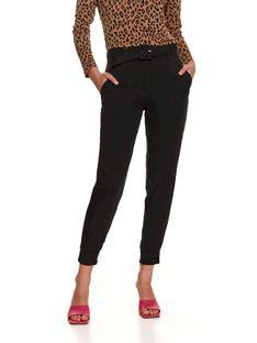 Spodnie tkaninowe typu joggery