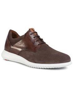 Lloyd Sneakersy Angelo 10-023-12 Brązowy