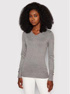 Guess Sweter Gena W1YR03 Z2V60 Szary Slim Fit