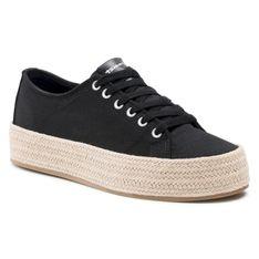 Espadryle TAMARIS - 1-23789-36 Black 001