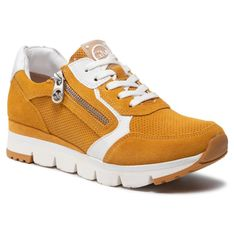 Sneakersy MARCO TOZZI - 2-83703-26 Saffron Comb 656