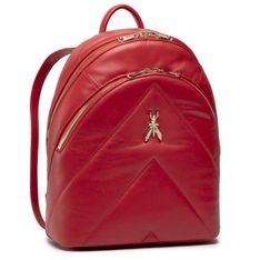 Plecak PATRIZIA PEPE - 2VA119/A229-R309 Lipstick Red