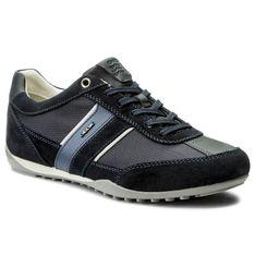 Sneakersy GEOX - U Wells C U52T5C 02211 C4021 Dk Navy