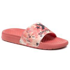 Klapki CONVERSE - All Star Slide Slip 570803C Terracotta Pink/Egret