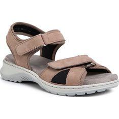 Sandały damskie Ara bezowy