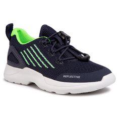 Sneakersy SUPERFIT - 6-06213-80 M Blau/Grun