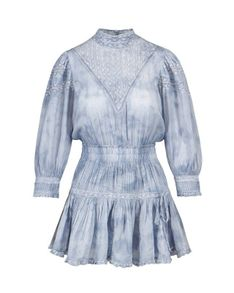 Sukienka LOVESHACKFANCY VIOLA
