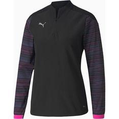 Bluzka damska Puma z długim rękawem w sportowym stylu