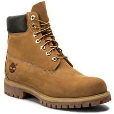 Trapery TIMBERLAND - Premium 6 Inch Boot 10061/TB0100617131 Wheat Nubuck