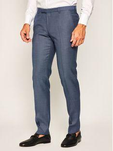Joop! Spodnie garniturowe 17 JT-02Blayr 30020473 Granatowy Slim Fit
