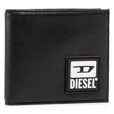 Duży Portfel Męski DIESEL - Horesh S X08000 PR003 T8013 Black