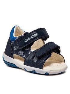 Geox Sandały B S.Elba B. A B02L8A 01054 C4226 Granatowy