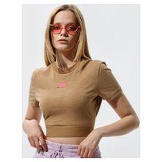 Bluzka damska Adidas z krótkim rękawem w sportowym stylu