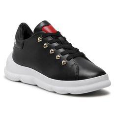Sneakersy LOVE MOSCHINO - JA15374G0CJA0000 Nero