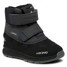 Śniegowce VIKING - Toby Gtx GORE-TEX 3-89300-277 Black/Charcoal
