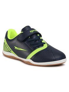 Sprandi Sneakersy CP72-21254 Granatowy