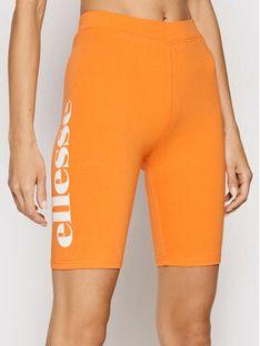 Ellesse Szorty sportowe Tour SGI07616 Pomarańczowy Slim Fit