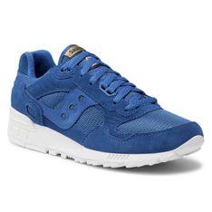 Sneakersy SAUCONY - Shadow 5000 S70404-32 Blue/Cream