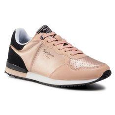 Sneakersy PEPE JEANS - Archie Noon PLS31101 Dark Peach 128