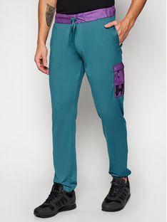 Helly Hansen Spodnie dresowe P&C 53332 Zielony Regular Fit