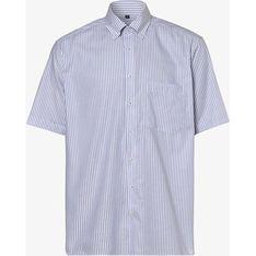 Koszula męska Eterna niebieski
