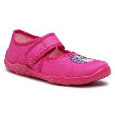 Kapcie SUPERFIT - 0-800282-6300 S Pink
