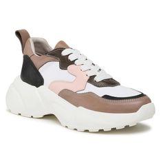 Sneakersy BADURA - 6578-69 Multikolor