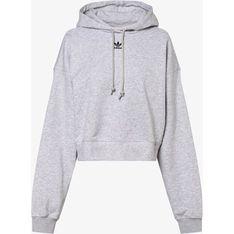 Bluza damska Adidas Originals krótka jesienna sportowa