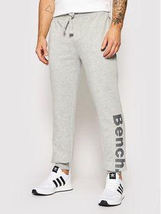 Bench Spodnie dresowe Stanley 117206 Szary Regular Fit