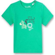 Odzież dla niemowląt Sanetta z bawełny letnia