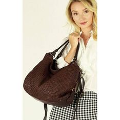 Shopper bag Mazzini bez dodatków