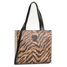 Torebka LIU JO - M Shopping AF0143 E0141 Zebra T9205