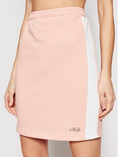 Fila Spódnica mini Janey 683316 Różowy Regular Fit