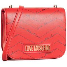 Torebka LOVE MOSCHINO - JC4247PP0BKH0500 Rosso