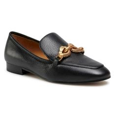 Lordsy TORY BURCH - Jessa 20mm Loafer 60801 Perfect Black 006