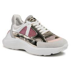 Sneakersy LOVE MOSCHINO - JA15306G1CIP160A  Glit.Fux/Pla/Cip