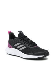 adidas Buty Fluidstreet H04605 Czarny