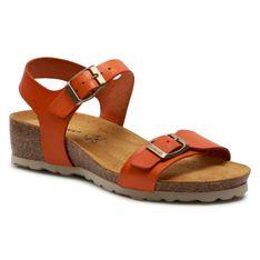 Sandały SALAMANDER - Sorana 32-23502-03 Orange