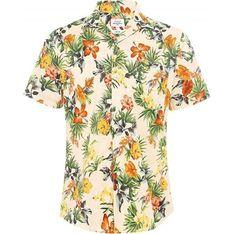 Koszula męska Hartford z krótkimi rękawami