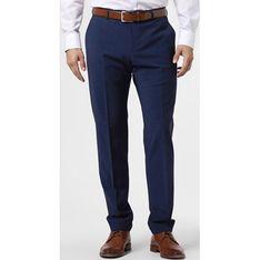Spodnie męskie Strellson niebieski
