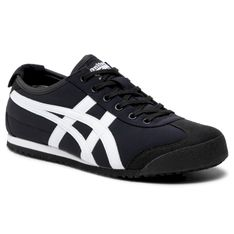 Sneakersy ONITSUKA TIGER - Mexico 66 1183B497 Black/White
