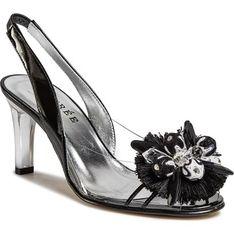 Sandały damskie AZURÉE czarny