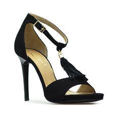 Sandały damskie Kati czarny