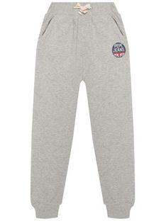 Pepe Jeans Spodnie dresowe Friday PB210562 Szary Regular Fit