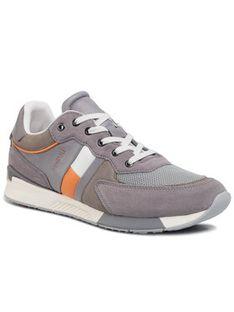 Lloyd Sneakersy Egan 10-402-12 Szary