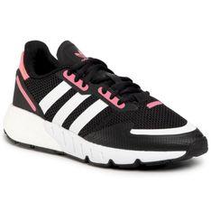 Buty adidas - Zx 1K Boost W FX6872 Cblack/Ftwwht/Hazros