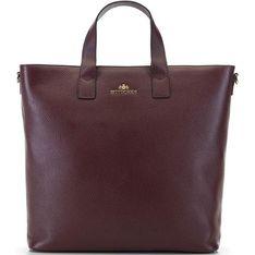 Shopper bag Wittchen na ramię matowa duża skórzana elegancka