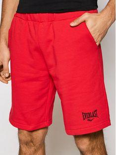 EVERLAST Szorty sportowe 789250-60 Czerwony Regular Fit