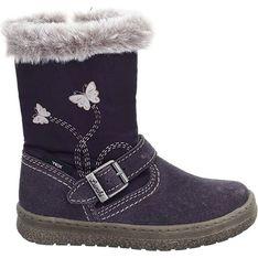Buty zimowe dziecięce Lurchi na zamek