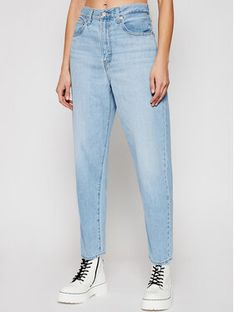 Levi's® Jeansy High Loose Taper 17847-0005 Niebieski Relaxed Fit